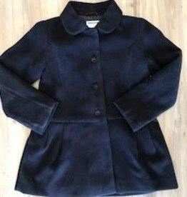 MAYORAL NAVY BLUE DRESS COAT