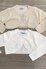 MAYORAL MAYORAL BABY BASIC KNIT CARDIGAN