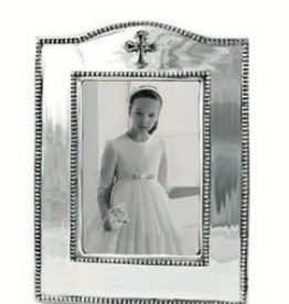 BEATRIZ BALL BABY CROSS FRAME - VERTICAL