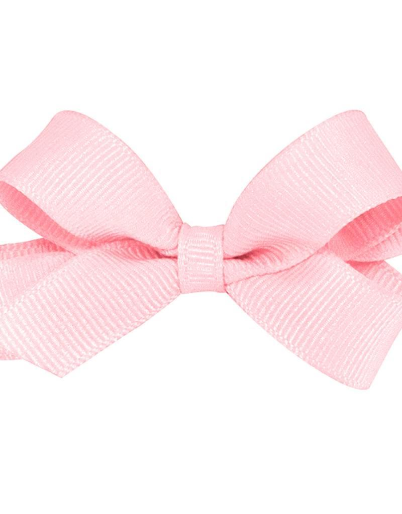 wee ones WEE ONES TINY GROSGRAIN BASIC BOW