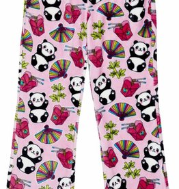 CANDY PINK/120 CLOTHING COM PANDA PANT