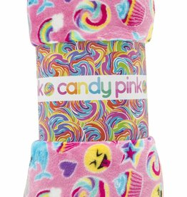 CANDY PINK/120 CLOTHING CO CUPCAKE BLANKET