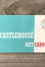 CASTLE HOUSE GIFT CARD