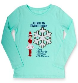 SHADE CRITTERS/8 OAK LANE ELF ON THE SHELF T-SHIRTS