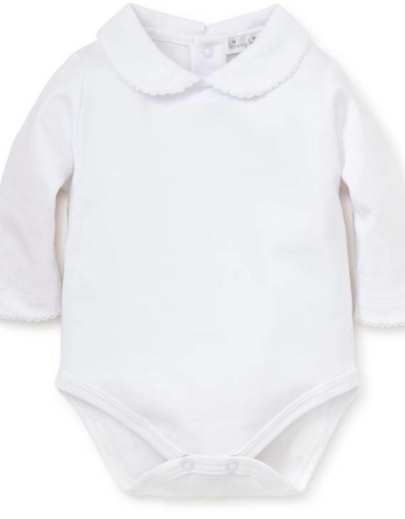 KISSY KISSY KISSY KISSY GIRLS LONG SLEEVE BODY SUIT WITH COLLAR