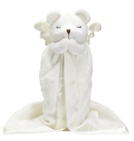 ELEGANT BABY PRAYER BEAR BLANKIE