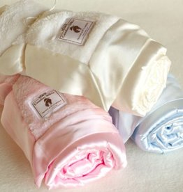 COMFORT SILKIES BOYS BABY TO TODDLER PLUSH & SILKIE BLANKET
