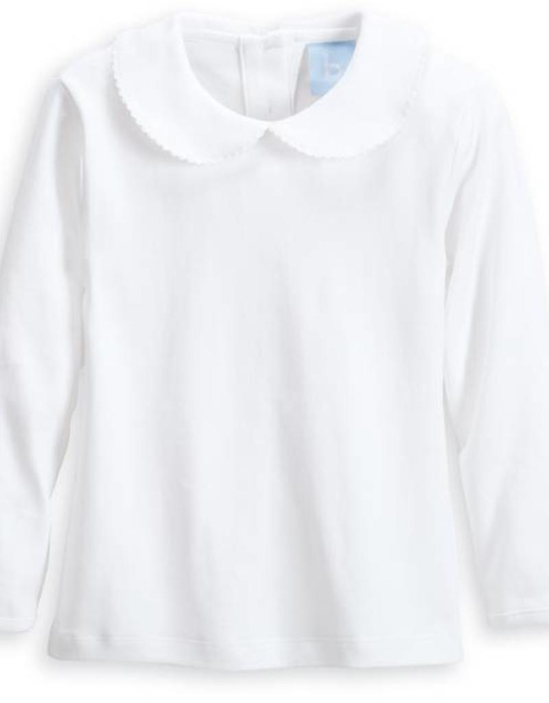 BELLA BLISS BELLA BLISS LONG SLEEVE PETER PAN SHIRT