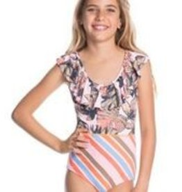MAAJI COR DE ROSA 1PC SWIMSUIT
