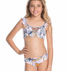 MAAJI GIRLY SAMBA 2PC SWIMSUIT