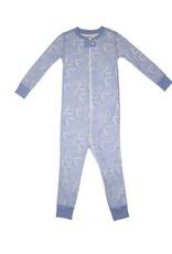 BEAUFORT BONNET CO BEAUFORT BONNET BOYS KNOX NIGHT NIGHT FOOTED PJS