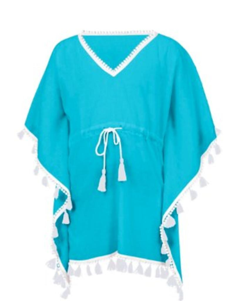 SNAPPER ROCK SNAPPER ROCK GIRLS BATWING KAFTAN