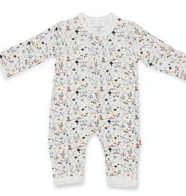 MAGNIFICENT BABY CIRQUE BEBE MODAL FOOTIE