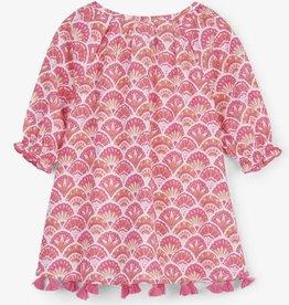 HATLEY SCALLOP SHELL DRESS