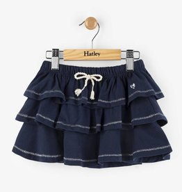 HATLEY GIRLS RUFFLE SKIRT