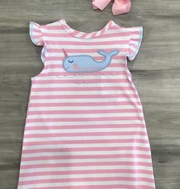 BAILEY BOYS NARWHAL KNIT DRESS