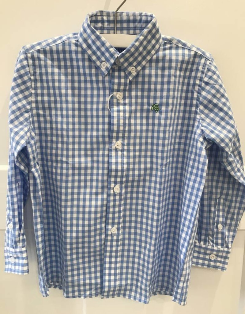 BAILEY BOYS BAILEY BOYS ROSCOE L/S BTN DOWN SHIRT