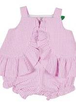 FLORENCE EISEMAN FLORENCE EISEMAN GIRLS PINK ICING ALL IN ONE ROMPER