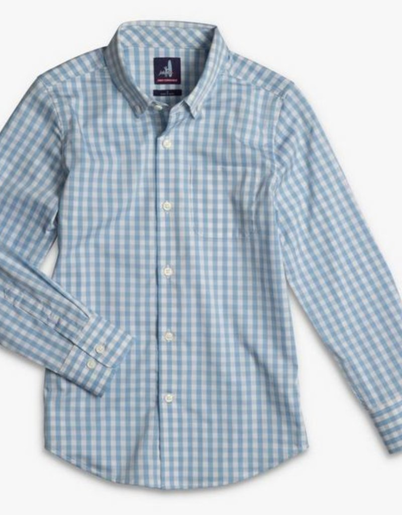 JOHNNIE O JOHNNIE O - BOYS CHET  L/S BTN DOWN SHIRT