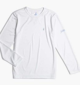 JOHNNIE O SUN-DAZE L/S CREW NECK SUN SHIRT