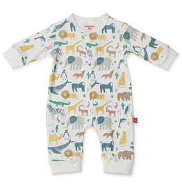 MAGNIFICENT BABY SERENGETI COVERALL