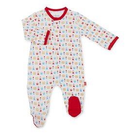 MAGNIFICENT BABY SUMMER FARE MODAL FOOTIE