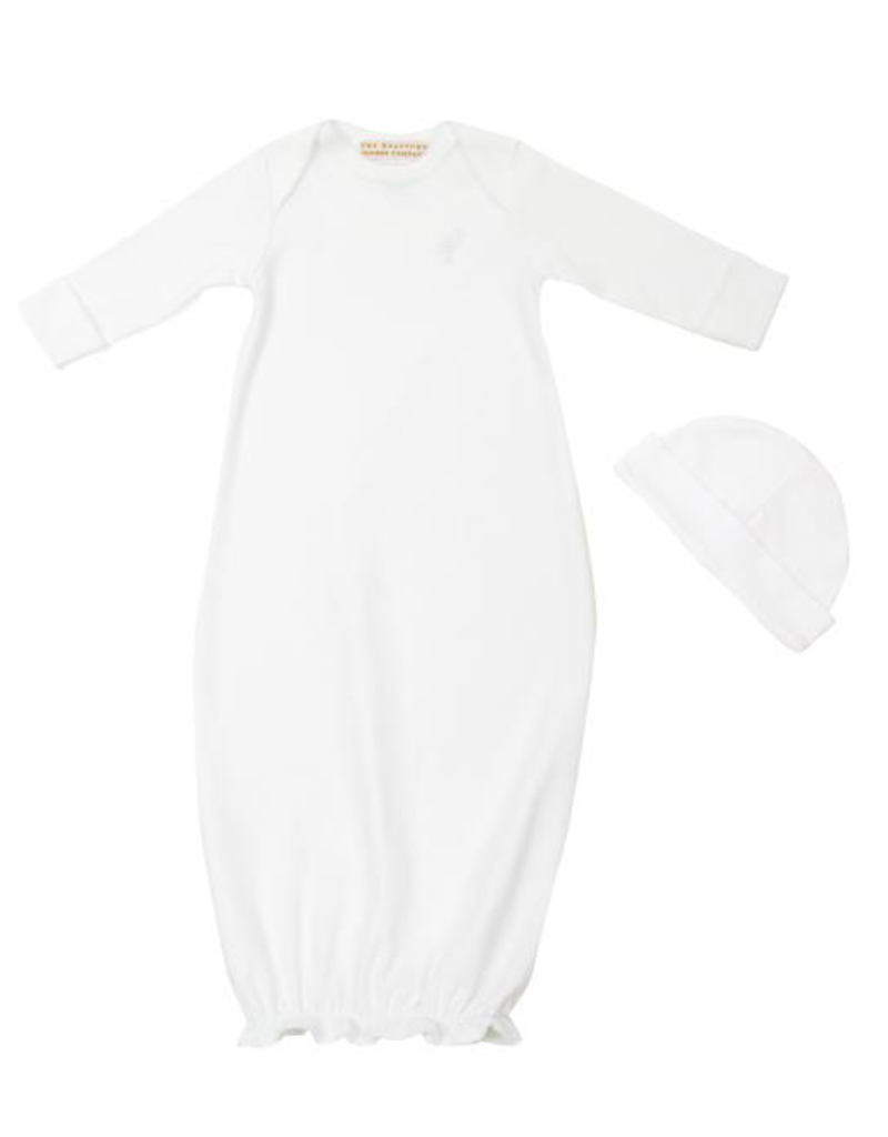 BEAUFORT BONNET CO BEAUFORT BONNET ADORABLE EVERYDAY GOWN W/HAT