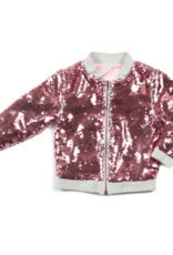 EGG EGG JAYDA SEQUIN JACKET