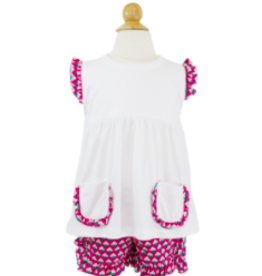 LILA & HAYES GENTRY TOP W/SHORTS