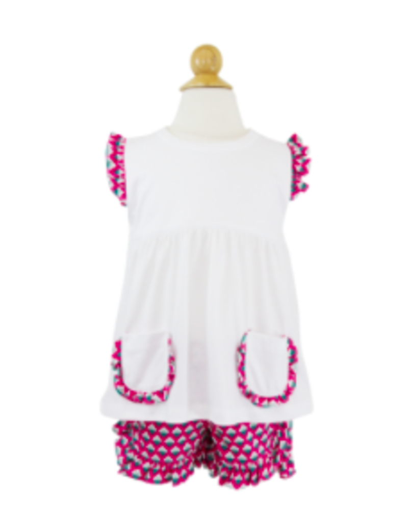 LILA & HAYES LILA + HAYES GENTRY TOP W/SHORTS