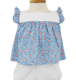 LILA & HAYES ANNIE BABY TOP W/BLOOMERS