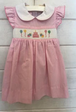 PETIT BEBE BIRTHDAY DRESS
