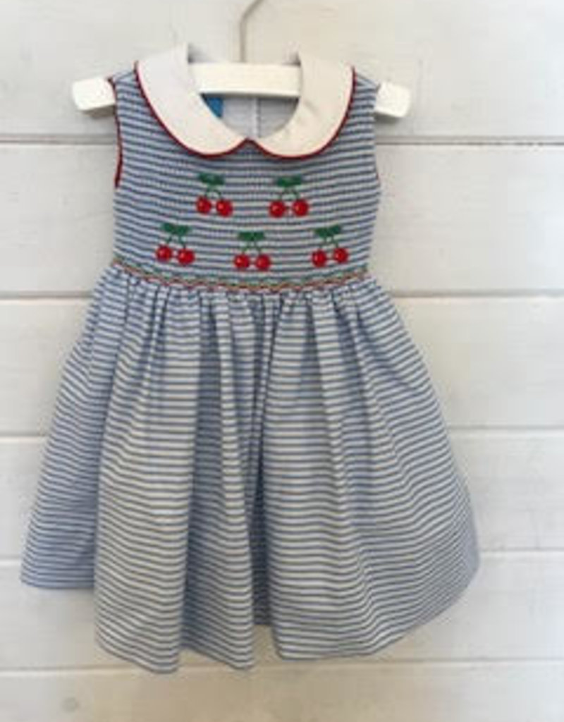 ANAVINI AVAVINI CHERRIES DRESS