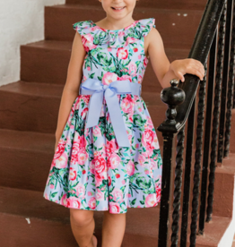 BAILEY BOYS VICTORIA FLORAL DRESS (2-4T)