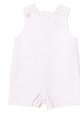 BAILEY BOYS BAILEY BOYS WHITE LINEN SHORT JON JON