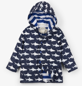 HATLEY SHARK FRENZY COLOR CHANGING RAINCOAT