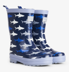 HATLEY SHARK FRENZY RAINBOOTS