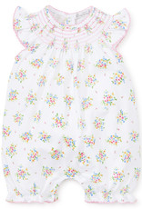 KISSY KISSY KISSY KISSY PETITE PANSIES SLEEVELESS PLAYSUIT