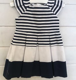 MAYORAL STRIPES DRESS