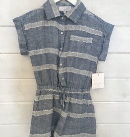 CAMP SHIRT ROMPER