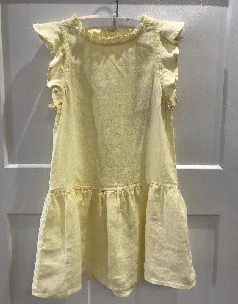 BELLA BAHL RUFFLE DRESS