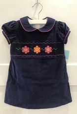 ANAVINI ANAVINI FLOWERS CORD FLOAT DRESS