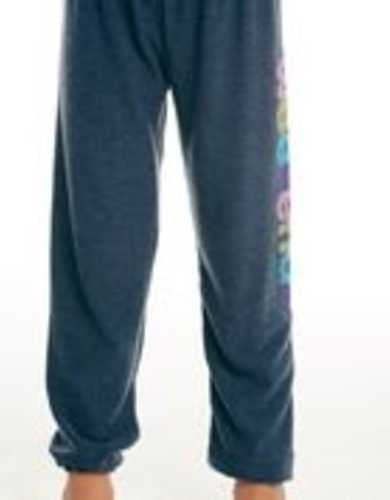 CHASER CHASER GIRLS COZY KNIT LOUNGE PANT