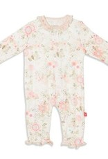 MAGNIFICENT BABY MAGNIFICENT BABY IN FULL BLOOM MODAL COVERALL