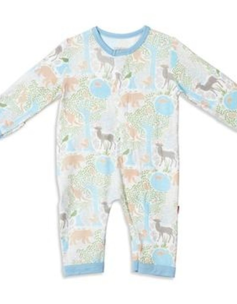 MAGNIFICENT BABY MAGNIFICENT BABY ACADIA MODAL COVERALL