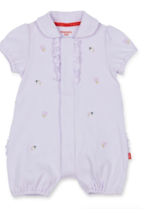 MAGNIFICENT BABY MAGNIFICENT BABY FIELDSTON POLO ROMPER