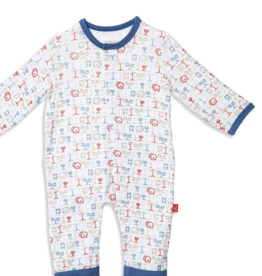 MAGNIFICENT BABY A STAR IS BORN MODAL COVERALL