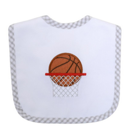 3 MARTHAS BASKETBALL FEEDING BIB