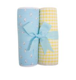 3 MARTHAS FABRIC BURP PADS SET OF 2