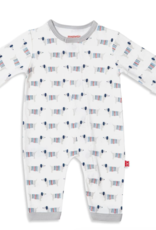 MAGNIFICENT BABY MAGNIFCENT BABY SWEATER WEATHER ORG COT COVERALL